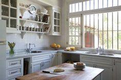 Cocina: grifería, mesadas y piletas. Qué conviene elegir.  Foto:ARCHIVO LIVING