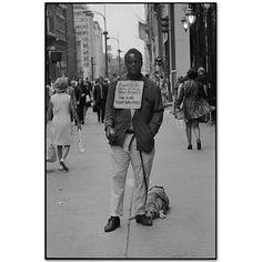 Mary Ellen Mark - NYC Street Photography on Silver Gelatin