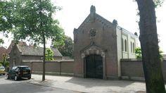 Poortgebouw en beheerderswoning Joodse begraafplaats, Amersfoort, Soesterweg
