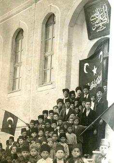 Kudüs de bir Osmanlı Okulu