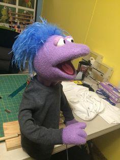 James Kemp Puppets - PUPPET BUILDING BLOG