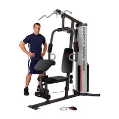 Best Of Marcy Mwm 6150 Home Gym