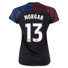 wholesale dealer 9d594 66a6d 43 Best love alex morgan jersey images in 2017 | Soccer ...