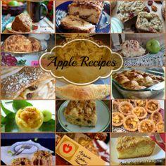 15 Apple Recipes    #apple #applerecipes