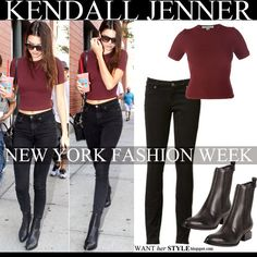 Skinny Jeans and Ankle Boots | ... skinny jeans with black ankle chelsea boots september 5 2014 want her