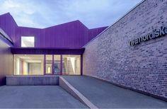 Nya Nordiska: Erweiterungsbau erhält weiteren Architektur-Preis