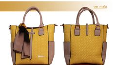 Yellow handbag <3