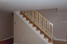 Removable Stair Rail