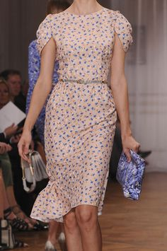 Nina Ricci - this is probably the only pink dress i'd ever want