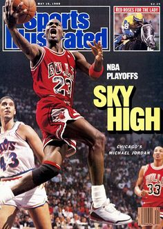 739a895d90d4 35 Classic Magazine Covers With Michael Jordan Rocking Nikes and Air Jordans