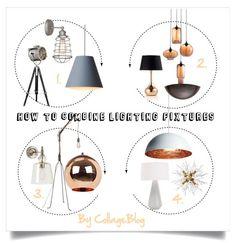 How to combine light fixtures? Jak dobierać lampy? Praktyczny poradnik