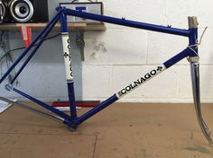 Colnago renovation