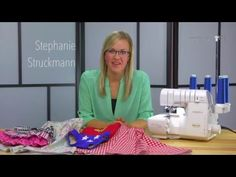 Getting to Know Your Baby Lock Enlighten Serger Serger Projects, Sewing Projects, Sewing Hacks, Sewing Tips, Sewing Ideas, Baby Lock Sewing Machine, Different Stitches, Professional Look, Love Sewing