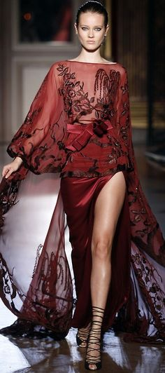 Wine runway fashion ♥✤ | Keep the Glamour | BeStayBeautiful