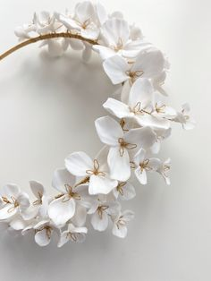 Bridal Headbands, Wedding Headband, Floral Headbands, Bridal Headpieces, Silver Headband, How To Make Headbands, Wedding Hair Inspiration, Floral Headpiece, Lace Hair