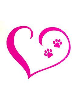 Dog Tattoos, Body Art Tattoos, Print Tattoos, Paw Print Art, Paw Prints, Animal Line Drawings, Geniale Tattoos, Dog Paws, Pet Memorials