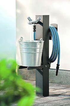 Neues von cultt: Wasseranschluss-Säulen sind im Garten vielfältig einsetzbar - Messen - taspo.de