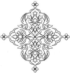 Damask   ... .co.za   decorating a home   a damask stencil for you to print out