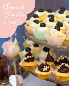 Unsere Kreativfieber Rezeptesammlung: Wir zeigen euch unsere Lieblingsrezepte für Cupcakes und Muffins! Kleine leckere Törtchen zum Nachbacken!
