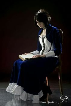 Elizabeth from Bioshock Infinite by @MisaiYuuki  #Elizabeth #Elizabethbioshockinfinite #Bioshockinfinite #Elizabethcosplay #bioshockcosplay