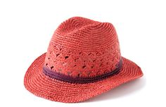 Crochet Fedora Avery Coral - not sure if a pattern is available but would love to make this. Love Crochet, Knit Crochet, Crochet Hats, Sombrero A Crochet, Bikinis Crochet, Raffia Hat, Dress Hats, Crochet Videos, Knitting Accessories