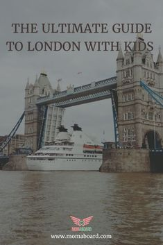 London With Kids: The Ultimate Guide by MomAboard - Travel Trends Places That Cater, Places To Visit, London With Kids, Paradise Travel, London Places, Things To Do In London, Travel Light, Ireland Travel, London Travel