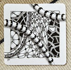 Lily's Tangles: 2. Weekly Tiles