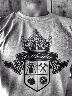 Unser #1 Shirt !  In zwei Wochen erhältlich !   #PottbrüderLabel