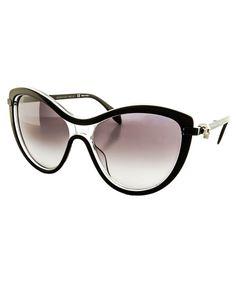 Alexander McQueen Women's AM0021SA Sunglasses