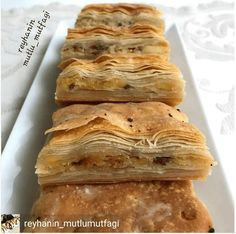 Image may contain: food Baby Puree Recipes, Baby Food Recipes, Baking Recipes, Cake Recipes, Do It Yourself Nails, Turkish Recipes, Ethnic Recipes, Phyllo Dough, Cookery Books