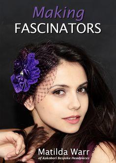 fascinator w right amount of veiling Facinator Hats, Floral Fascinators, Wedding Fascinators, Headpieces, How To Make Fascinators, Fascinator Headband, Black Fascinator, Millinery Hats, Diy Hat