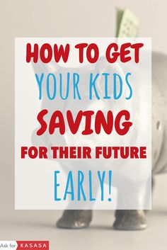 Get your kids saving for their future early with this clever savings trick. Not only will you teach your children a powerful money lesson, you'll also have fun in the process: https://blog.kasasa.com/2016/06/teen-summer-job/