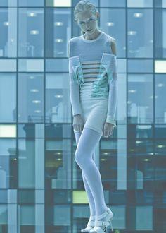 Adele Parker, BA (Hons) Fashion Knitwear & Knitted Textiles - Nottingham Trent University