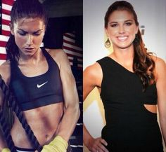 Alex Morgan #hot Alex Morgan Hot, Alex Morgan Soccer, Si Swimsuit, Swimsuit Cover, Us Soccer, Cover Model, Best Player, Swimsuits, Sexy