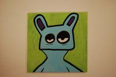Mon nom est bleu by FeverForever.deviantart.com on @deviantART