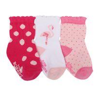 Little Lola Baby Socks, 3-Pack