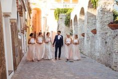 Hannah Gill and James Cooper travelled to Italy for a small wedding attended by their closest family and friends. Click the link to view the full wedding album! Wedding Album, Wedding Day, Amalfi Coast Wedding, Wedding Consultant, Wedding Abroad, One Fine Day, Destination Wedding Planner, Italy Wedding, Bridesmaid Dresses