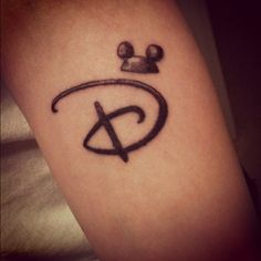 Disney tattoo!