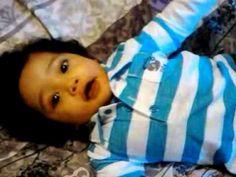 Blasian baby boy #Kaiden talking :)  BlasianBabies.com