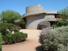 David Wright Residence by Frank Lloyd Wright -