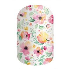 Boutique | Jamberry #BOUTIQUEJN This wrap features classically-designed florals in calm pastels. https://jamminmomma79.jamberry.com/