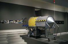 The Machine Is Unheimlich: Krzysztof Wodiczko's Homeless Vehicle Project — Magazine — Walker Art Center
