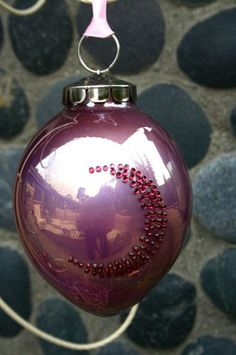 Ornament - Crescent Moon (Pink Ornament, Pink Moon) | Ring Ching Ching