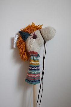 Calcetines! = Los caballos de Mummo
