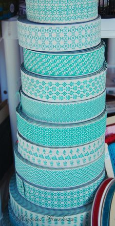 """My name is Jeannie, and my favorite color is aqua. It makes me feel like summer when I wear it, and it always reminds me of the beautiful sea which to me is """"Serenity"""" at its finest! Tiffany Blue, Azul Tiffany, Shades Of Turquoise, Shades Of Blue, 50 Shades, Color Azul, Turquoise Color, Pierre Turquoise, Color Celeste"""