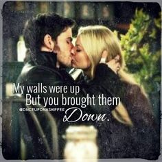 Once Upon A Time    Emma & Hook