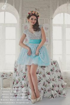 Платье l'avenir boutique