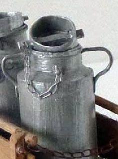 minimanie: Le bidon de lait...