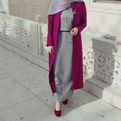 ideas for wedding dresses hijab turkey Hijab Style Dress, Casual Hijab Outfit, Hijab Chic, Iranian Women Fashion, Islamic Fashion, Muslim Fashion, Street Hijab Fashion, Abaya Fashion, Fashion Outfits