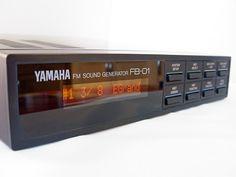 FB-01 [Yamaha] --- Sound Module